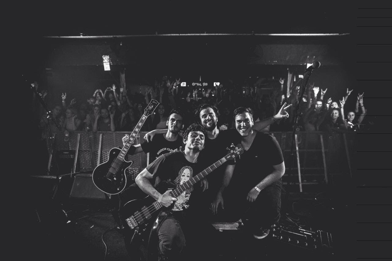 Conheça a banda Belga, finalista do Brasília Independente 2018