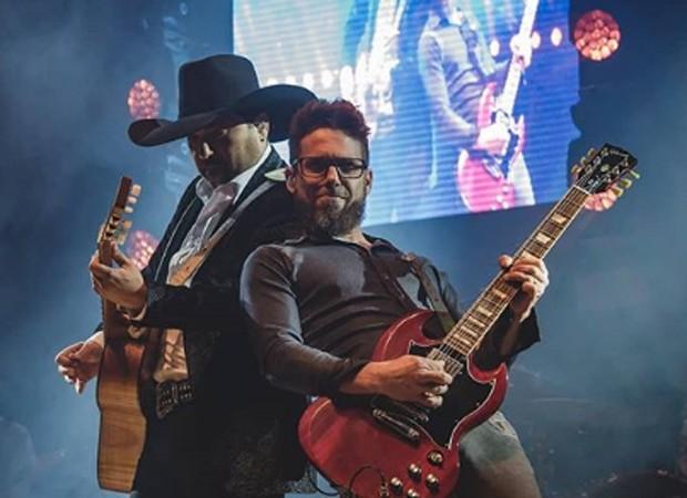 Edson e Hudson  (Foto: Divulgação)
