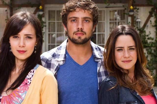 Marjorie Estiano, Rafael Cardoso e Fernanda Vasconcellos: protagonistas de 'A vida da gente' (Foto: Paula Giolito)