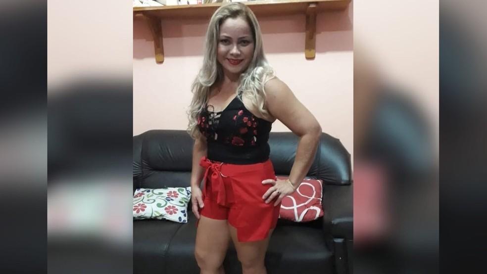 Márcia foi morta na terça-feira (2) — Foto: Reprodução/Facebook/Márcia Monteiro