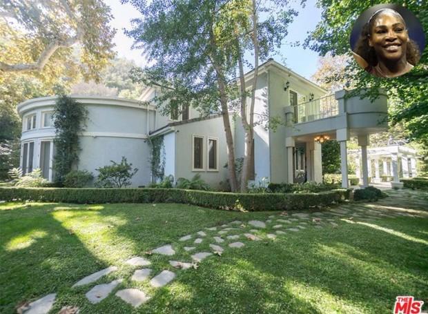 A casa é uma das maiores propriedades na região (Foto: The MLS/ Reprodução)