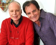Gilberto Braga era casado há 48 anos com Edgar Moura Brasil