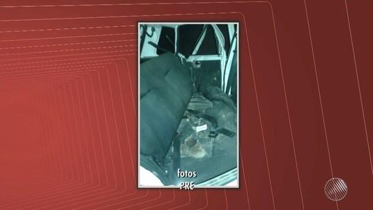 Dois morrem e quatro ficam feridos após colisão em trecho da BA-120