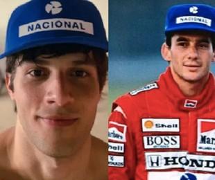 Chay Suede cotado para viver Artyon Senna | Reprodução