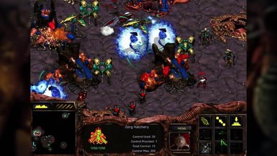 StarCraft Remastered traz a boa e velha jogabilidade com novos gráficos