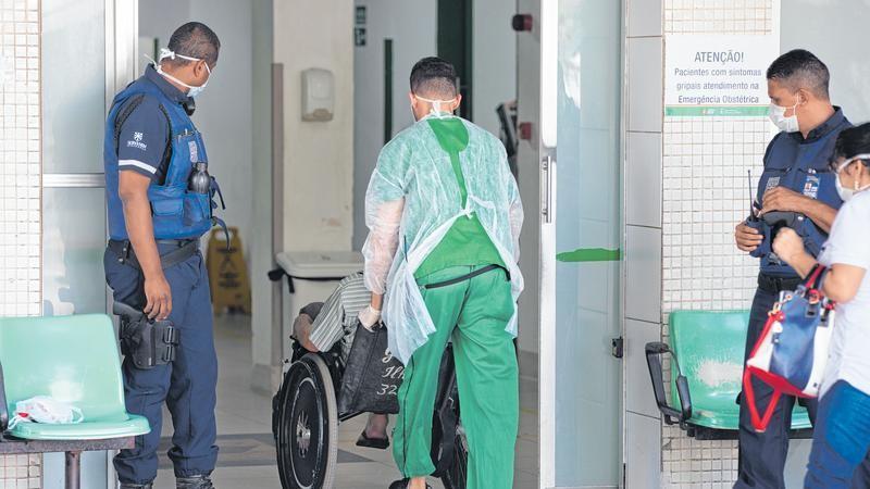 Ceará registra 553 casos a mais de Síndrome Respiratória Aguda Grave desde o início da pandemia, em relação a 2019