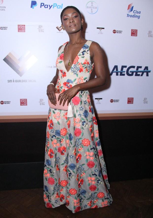 Erika Januza (Foto: Wallace Barbosa/AgNews)