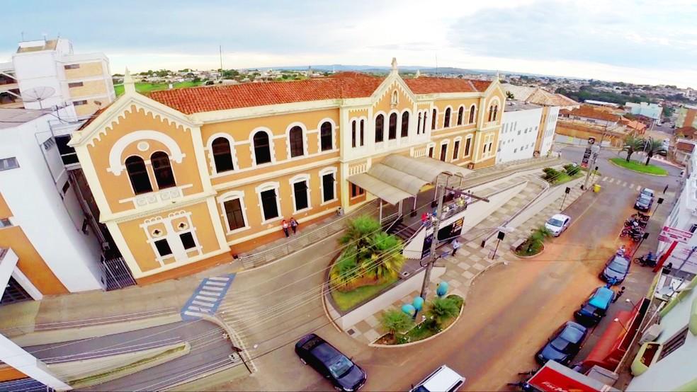 Santa Casa de Passos precisou reduzir serviços para equilibrar orçamento — Foto: Divulgação / Santa Casa Passos