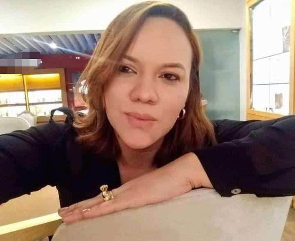 Carol Rocha morreu após ser baleada durante um assalto em um shopping de Fortaleza. — Foto: Arquivo pessoal