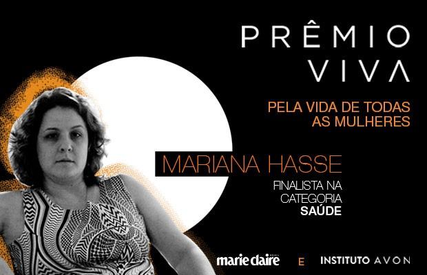 Mariana Hasse (Foto: Silvana Martins)