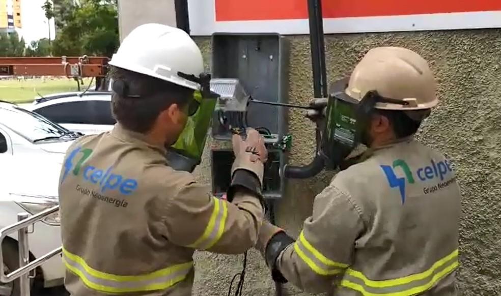 Operação Clandestinus constata desvio de energia em seis estabelecimentos no Recife (Foto: Polícia Civil/Divulgação)