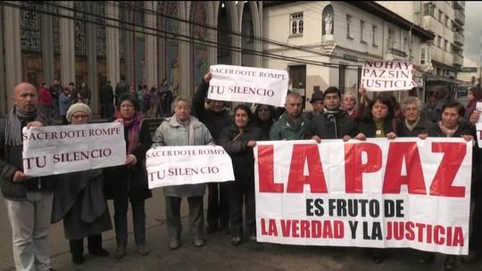 Ariel Palacios: crimes sexuais contra menores não vão prescrever no Chile
