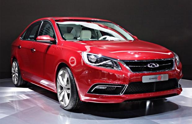 Recalls Honda Com >> Chery confirma atrações para o Salão do Automóvel - AUTO ESPORTE | Salão do Automóvel