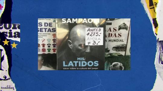 Após fracasso na Copa, livro de Sampaoli é vendido a menos de R$ 1 na Argentina