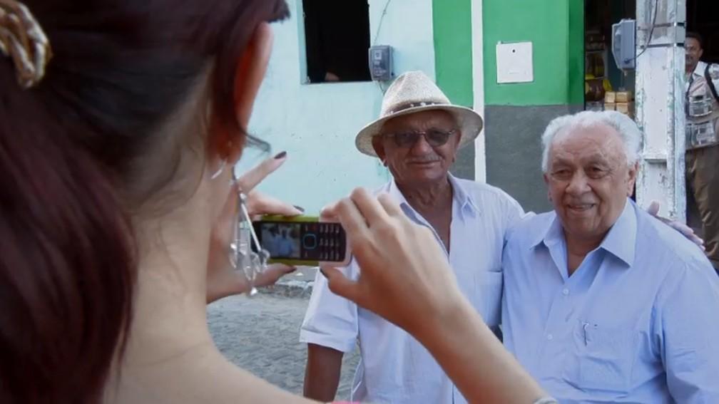 João Claudino morre aos 89 anos em Teresina — Foto: Reprodução
