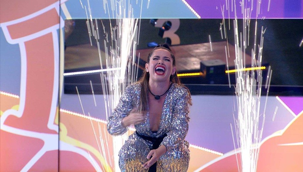 BBB21': Juliette é a campeã do reality show com 90,15% dos votos e ganha R$  1,5 milhão   Pop & Arte   G1