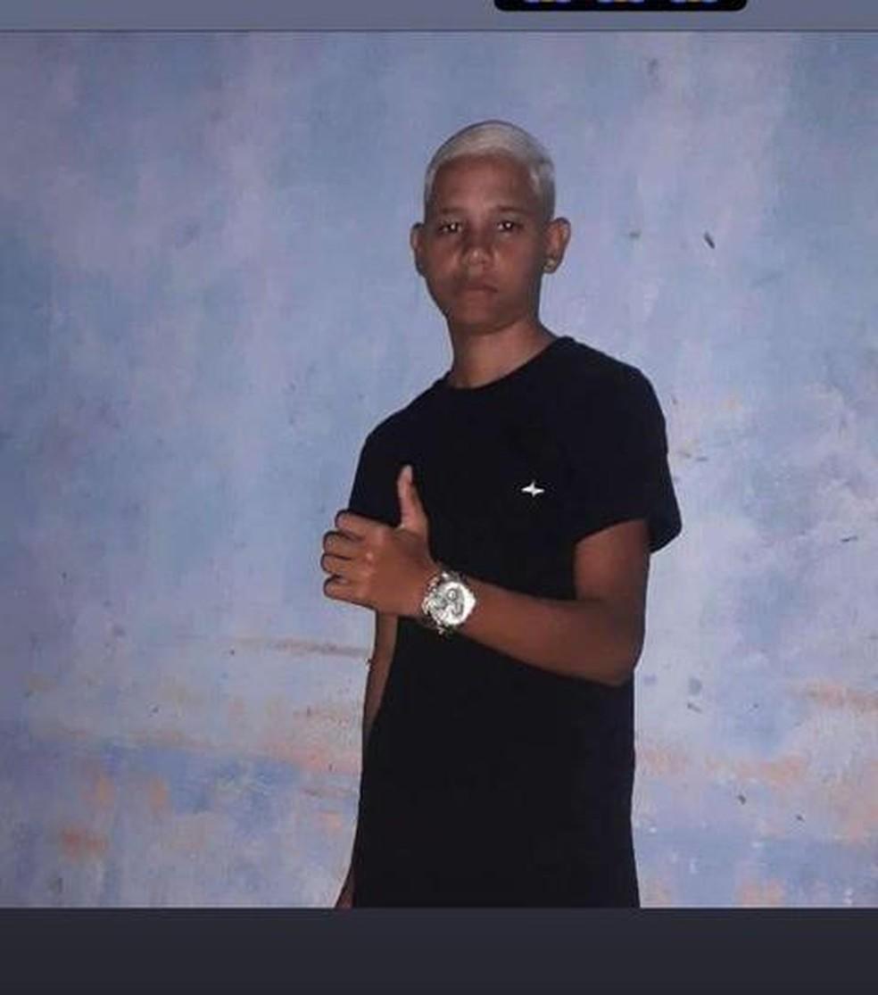 Alexsandro dos Santos Seixas — Foto: Reprodução/Redes Sociais