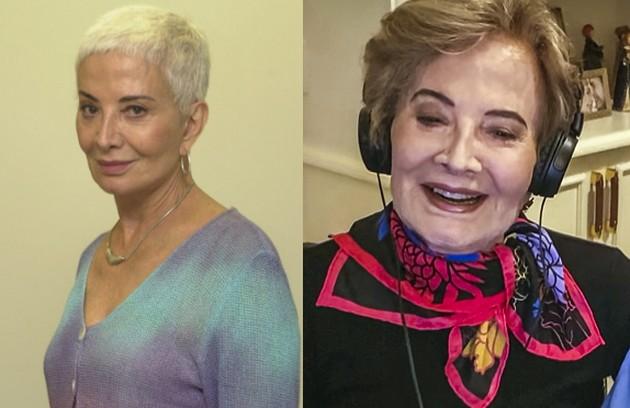 Glória Menezes era Zoroastra (Foto: Globo)