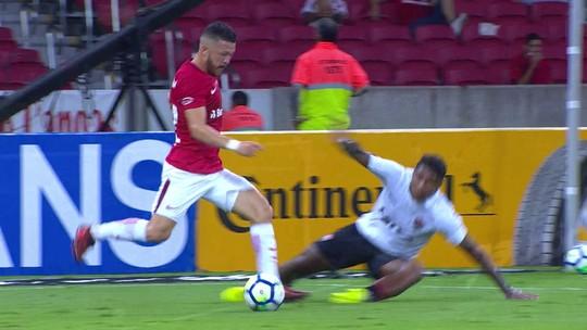 Melhores momentos: Internacional 2 x 1 Vitória pela Copa do Brasil