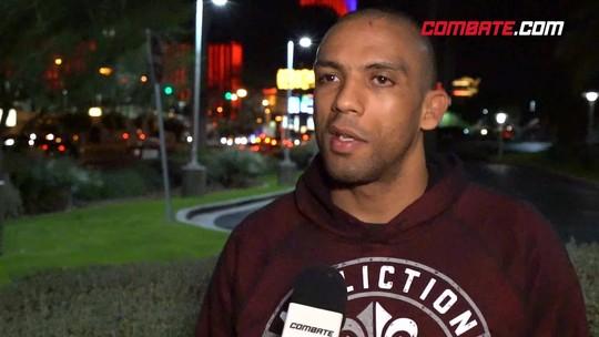 """Barboza analisa luta com Khabib: """"Estou pronto para ser campeão do UFC"""""""