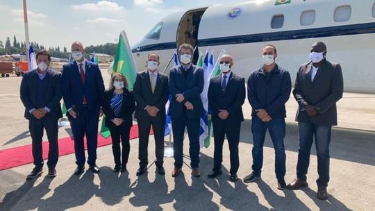 Foto: (Ministério das Relações Exteriores/Reprodução)