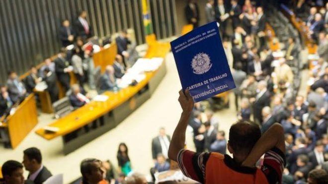 Reforma trabalhista - trabalho - direitos trabalhistas (Foto: MARCELO CAMARGO / AGÊNCIA BRASIL)