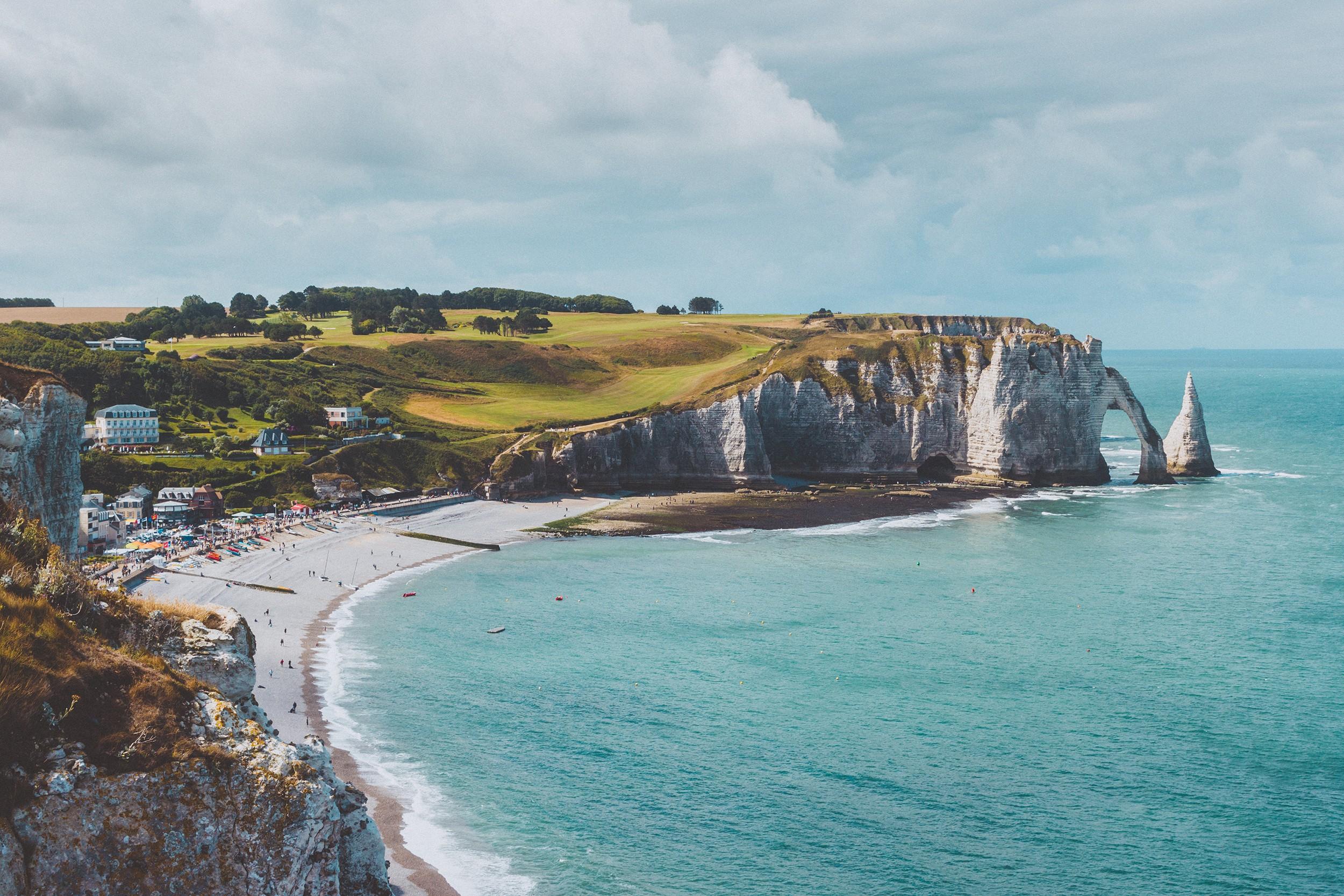 Normandia, França (Foto: Divulgação)