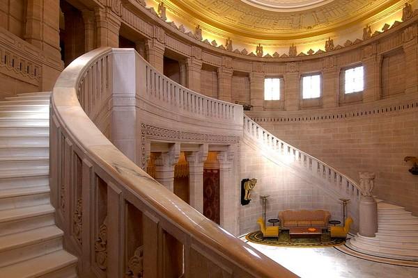 O palácio indiano no qual será realizado o casamento de Nick Jonas e Priyanka Chopra (Foto: Divulgação)