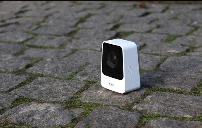Nubo é equipada com alto-falantes e microfone para comunicação (Foto: Divulgação/Panasonic)