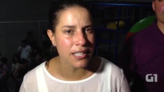 Raquel Lyra diz que 1ª medida como prefeita será 'enfrentar a violência'