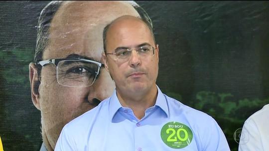 Wilson Witzel diz que 'esperança renasceu' e agradece ligação de Paes após ser eleito