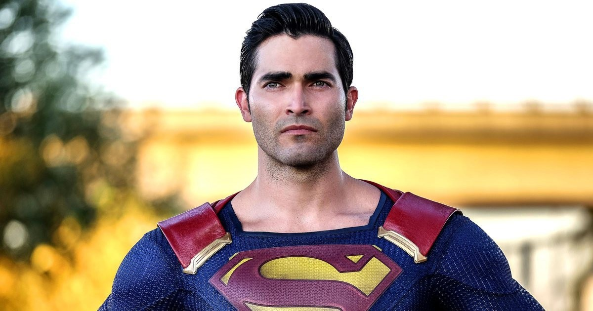 Tyler Hoechlin voltará a viver o Superman em crossover entre Arrow, The Flash e Supergirl (Foto: Divulgação)