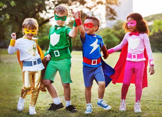 Dia das Crianças  (Foto: Reprodução/ Freepik)