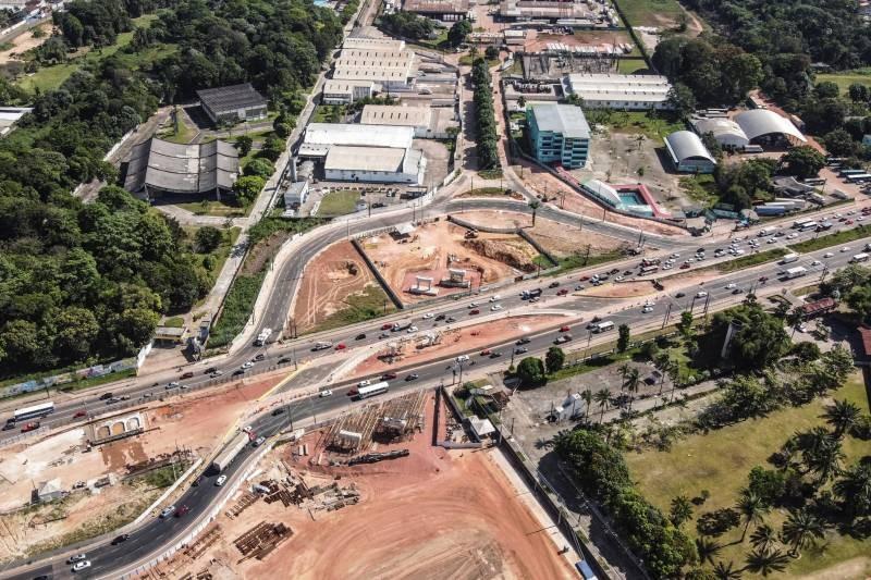 Trânsito será retomado para pista central no KM 07 da BR-316, em Ananindeua