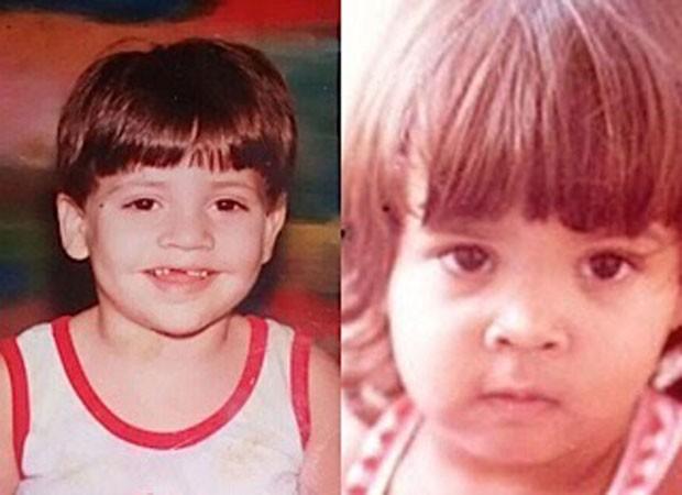 Rodrigo Godoy e Preta Gil na infância (Foto: Reprodução/Instagram)