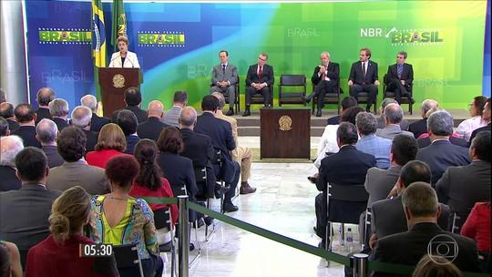 Ministro Teori Zavascki pede abertura de inquérito contra Dilma e Lula