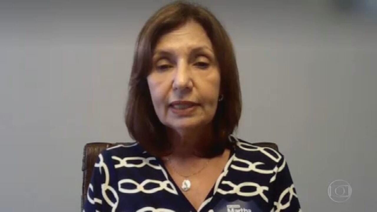 Veja propostas de Martha Rocha (PDT) para a Saúde no Rio