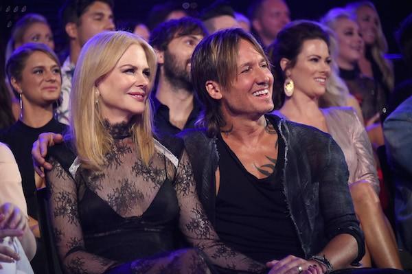 Nicole Kidman e o atual marido Keith Urban (Foto: Getty)