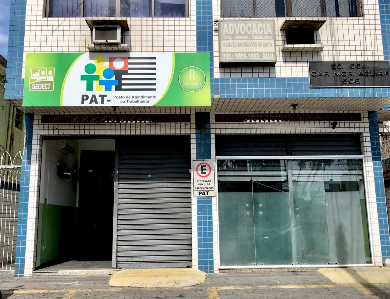 PAT de São Vicente está com 22 vagas de emprego disponíveis - Notícias - Plantão Diário