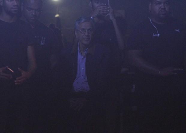 Caetano Veloso (Foto: Wallace Barbosa/AgNews)