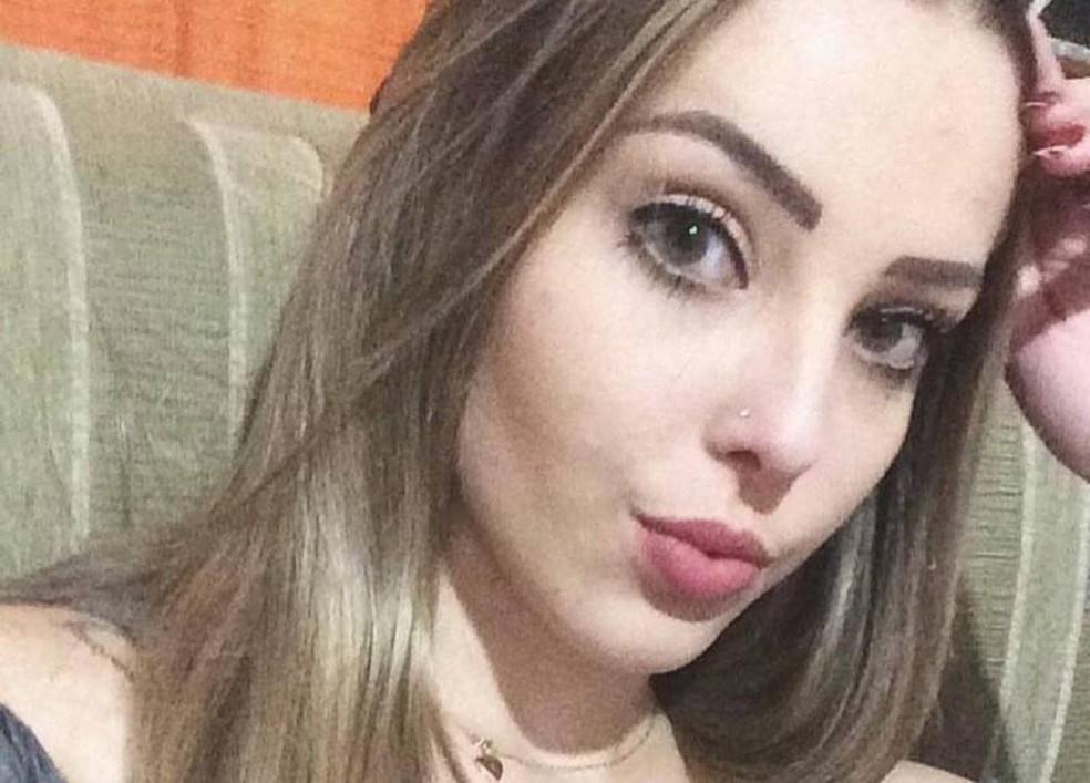 Gabriella Custódio da Silva foi atingida por arma de fogo — Foto: Reprodução/ Redes sociais