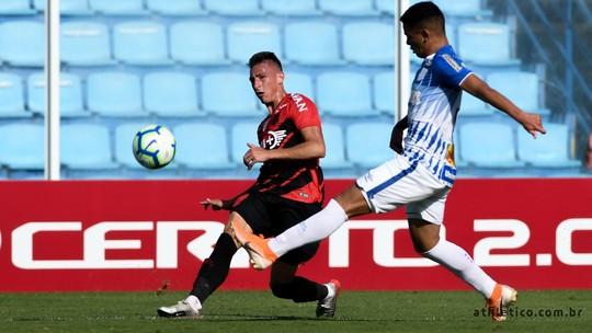 Foto: (Athletico Paranaense / Divulgação)