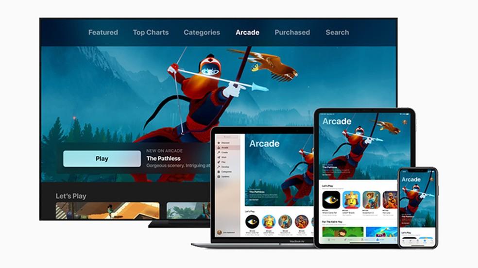 Apple Arcade oferece jogos mais elaborados em pacote de assinatura — Foto: Divulgação/Apple