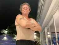 """Boninho passa por abdominoplastia três anos após bariátrica: """"Projeto tanquinho"""""""