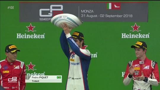 Pedro Piquet está entre disputar título da nova F3 em 2019 ou subir logo para a F2