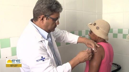 Municípios da Grande Vitória têm vacinação contra sarampo