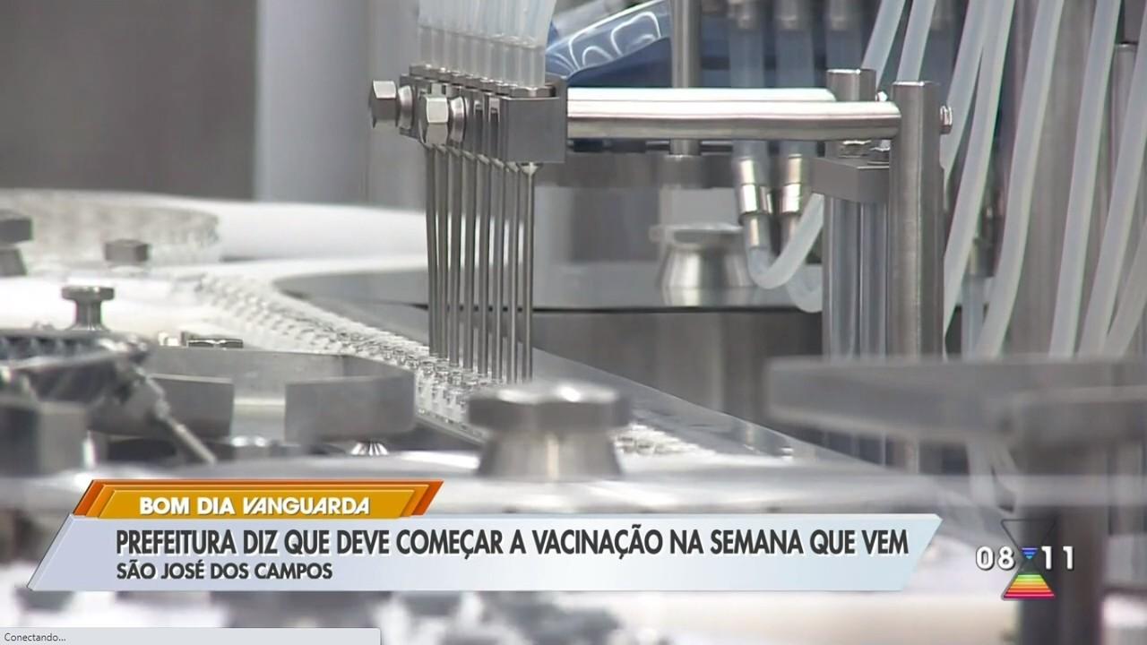São José anuncia vacinação contra Covid para a próxima quarta-feira (20)