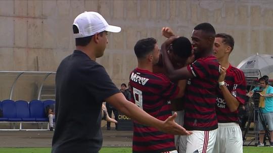 """Ausente da Seleção sub-17, Daniel Cabral vibra com título Brasileiro: """"Bom demais ser campeão"""""""