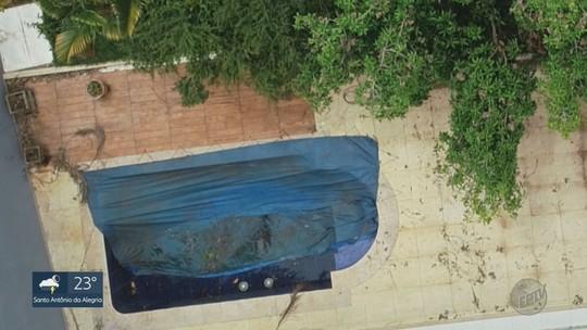 Vizinhos denunciam focos de Aedes aegypti na piscina da casa da ex-prefeita de Ribeirão Preto