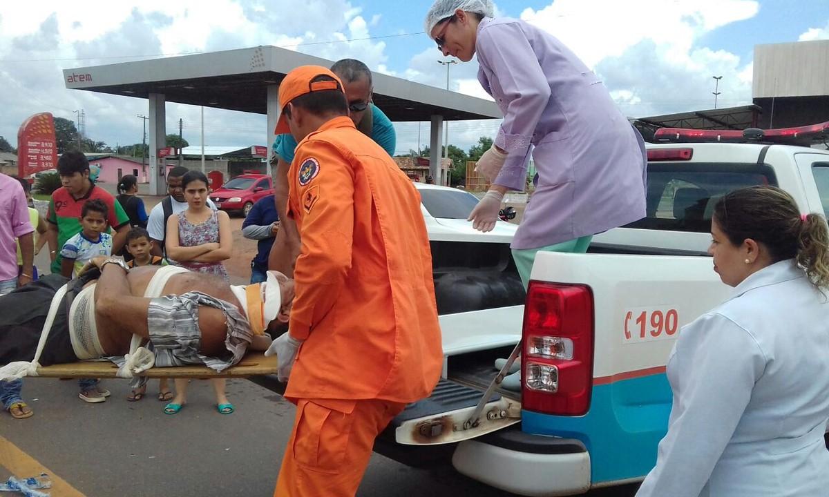Morador reclama da falta de ambulâncias para atender vítimas de acidentes em Caracaraí, Sul de RR